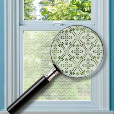 Marlow Patterned Window Film