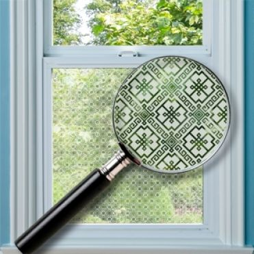 Pontefract Patterned Window Film