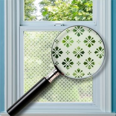 Reigate Patterned Window Film