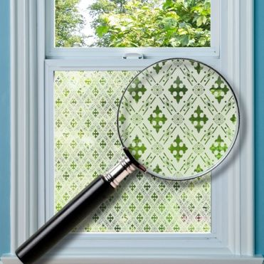 Sherborne Patterned Window Film