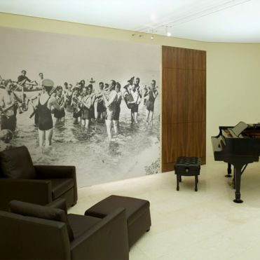 Brass Band Wall Mural