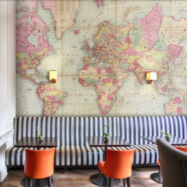 Custom Wallpaper & Wall Murals For Office