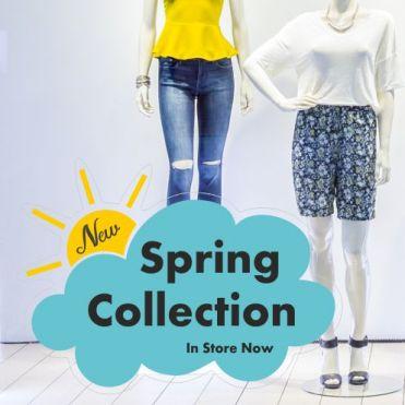 Spring Themed Sticker Designs