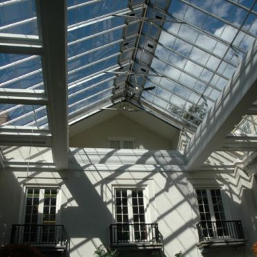 Conservatory Reflective Glass Film