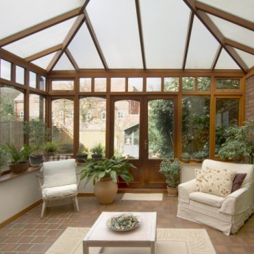 Conservatory Polycarbonate Roof Window Film
