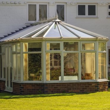 Conservatory Heat Rejection Glass Film