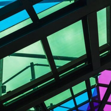 Conservatory Coloured Reflective Glass Film
