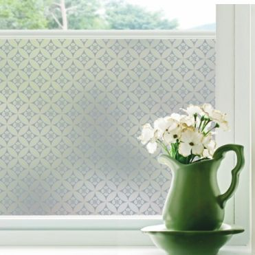 Ethnic Patterned Window Film