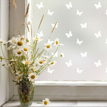 Lace Pattern Window Film