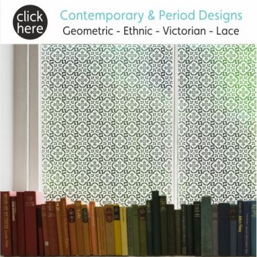 Decorative & Patterned Window Film