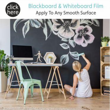 Blackboard & Whiteboard Film