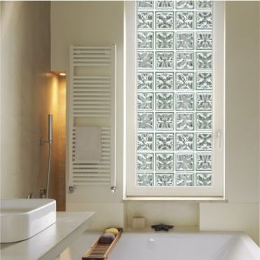 Faux Glass Blocks Window Film
