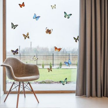 Decorative Window & Wall Home Stickers