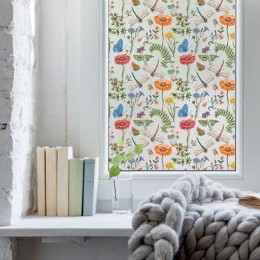 Nature Window Film Patterns
