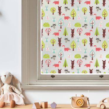 Kids Window Film Designs