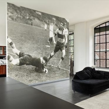 Football Wall Murals