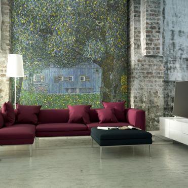 Klimt Wall Murals