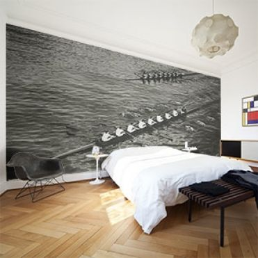 Rowing Wall Murals