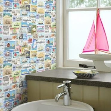 Stamp Wallpaper Patterns