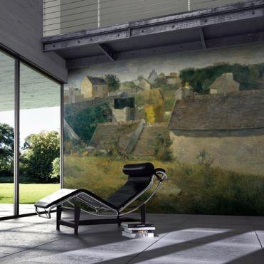 Gauguin, Houses at Vaugirard