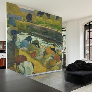 Gauguin, Washerwomen
