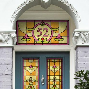 Majorelle House Number