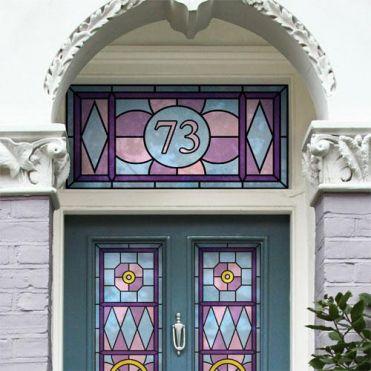 Hoffman House Number