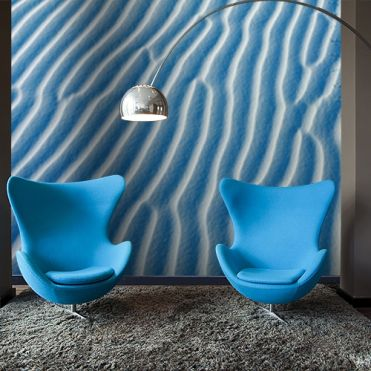 Sand Ripples Wall Mural