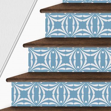 Rosewood Stair Sticker A