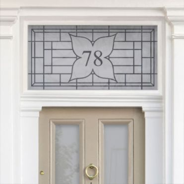 Victorian House Numbers